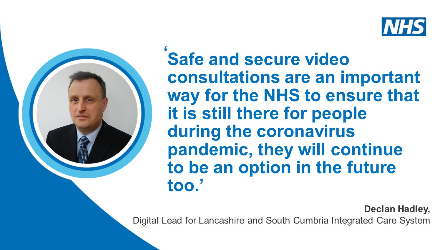GP practices across Lancashire and South Cumbria are now just a video call away