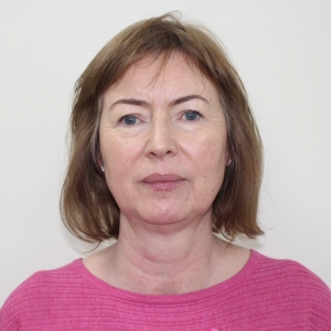 Dr Ann Robinson, GP Director